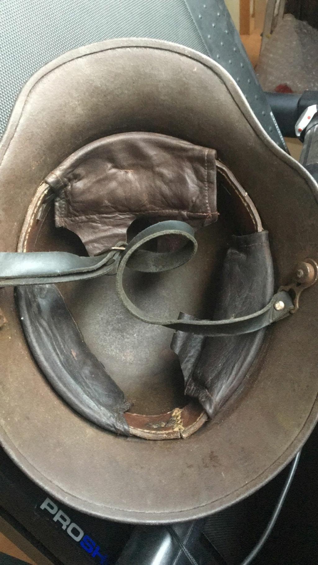 Authentification casque allemand m16 A8e2f010