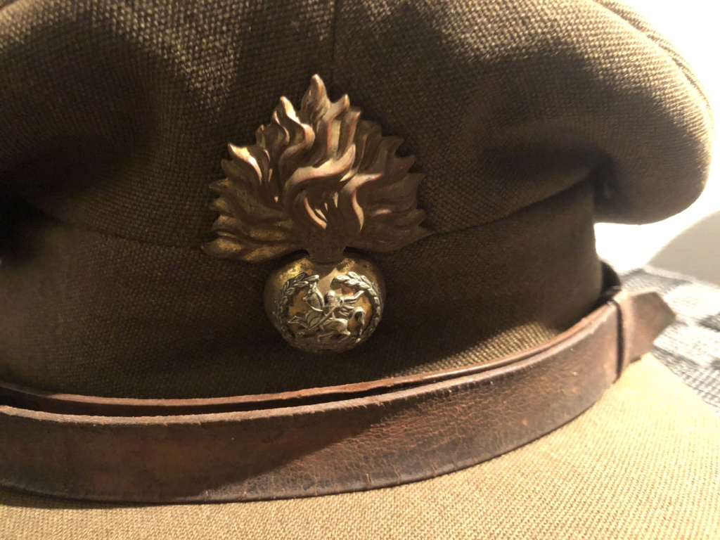 British cap ww1 B741cb10