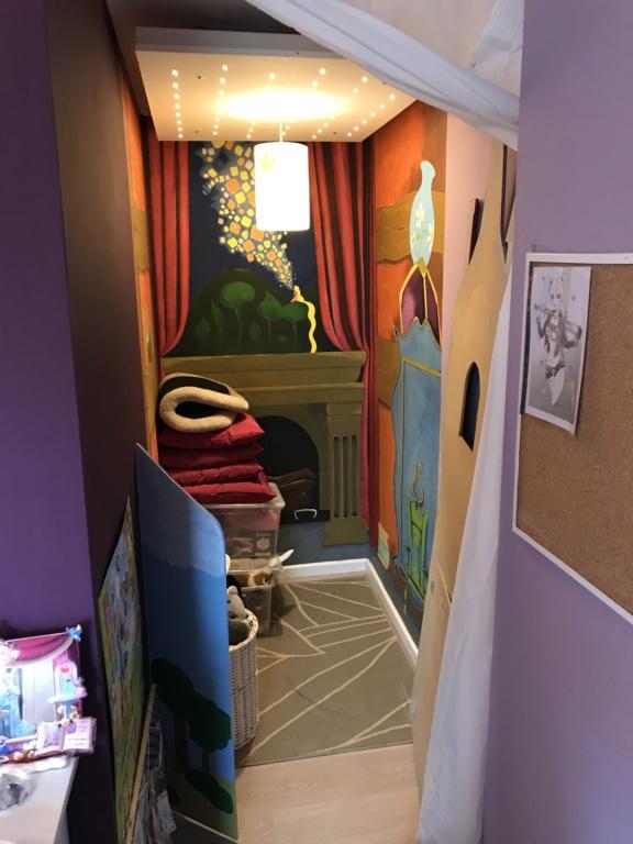 Besoin d'idées pour aménager un renfoncement dans la chambre de ma fille... 4b885610
