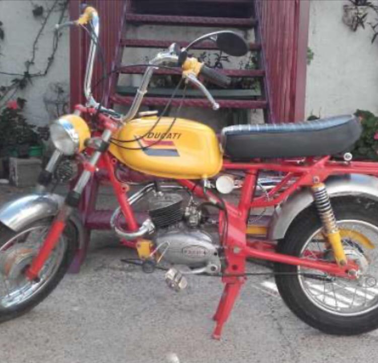 Duda Motor Pony Kart Img-2021