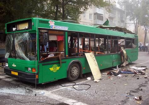 Non-Islamic Suicide Bombings 07103110