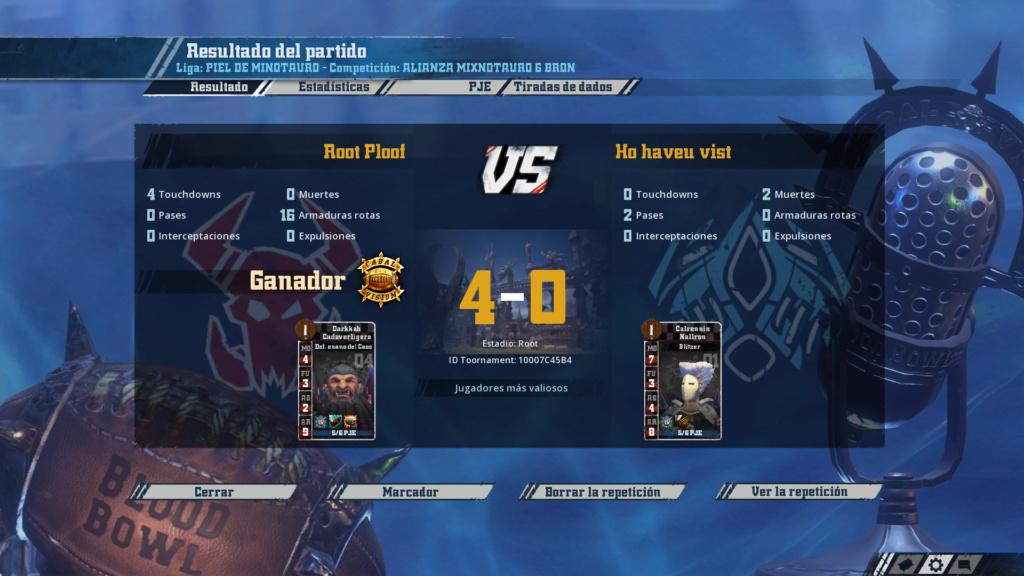 Liga Alianza Mixnotauro 6 - División Cuerno de Bronce / Jornada 2 - hasta el domingo 5 de julio Captur16