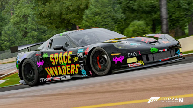 TORA 10 Hours of Road Atlanta - Livery Inspection - Page 4 Screen45