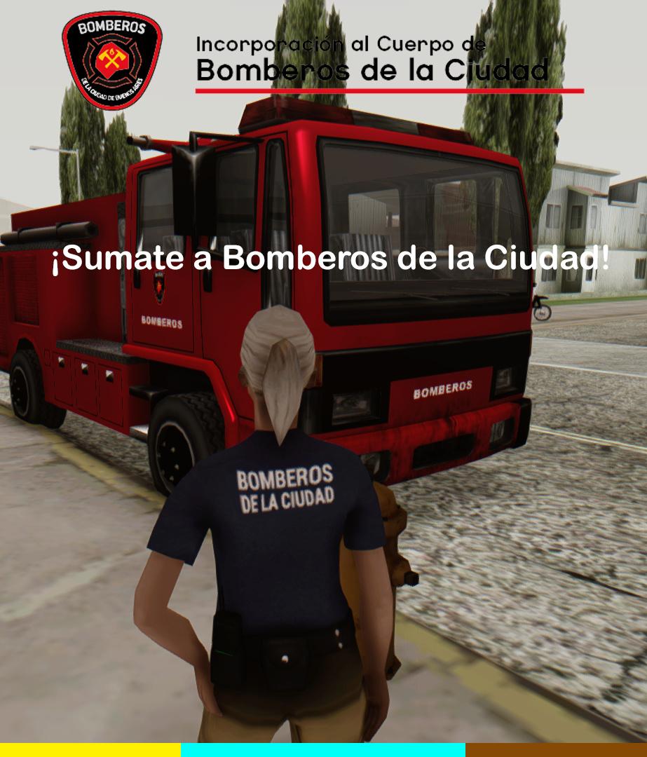 [ANUNCIO - SAME] ÚLTIMOS DÍAS DE OPOSICIÓN - BOMBEROS DE LA CIUDAD Sumate10