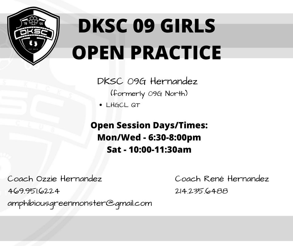 DKSC 09G Hernandez - Scrimmage Dksc_013