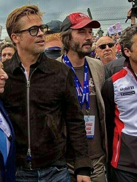 ¿Cuánto mide Brad Pitt? - Altura - Real height - Página 6 Img_2015