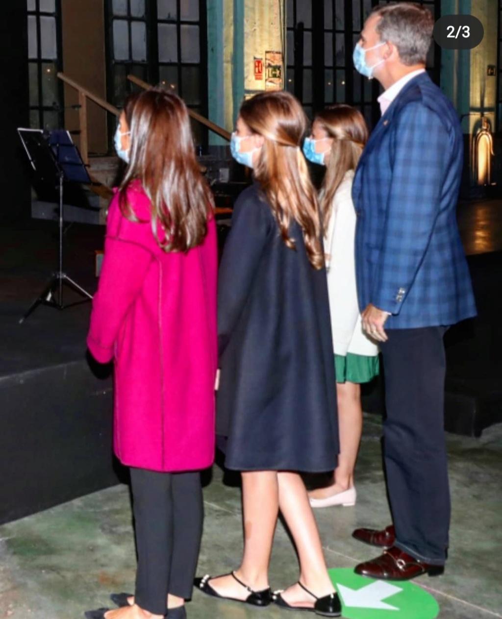 ¿Cuánto mide la Infanta Sofía de Borbón? - Altura - Height Img_2037