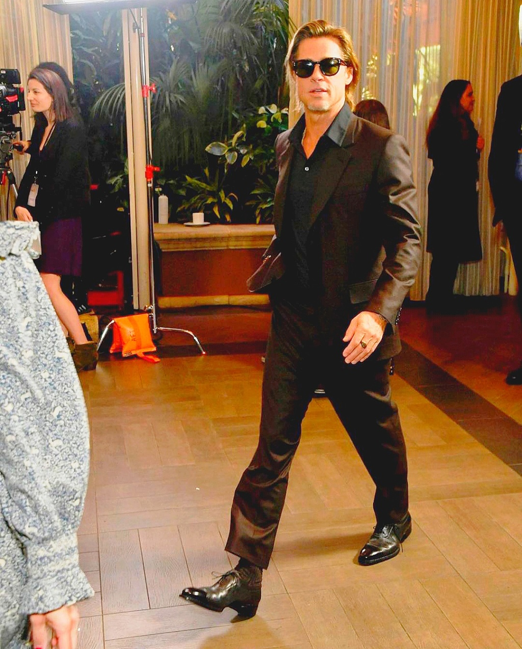 ¿Cuánto mide Brad Pitt? - Altura - Real height - Página 14 Img_2046