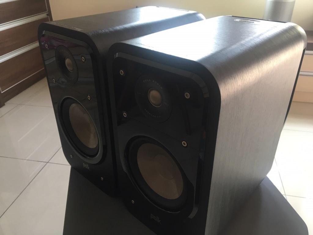 Polk Audio S20 Signature Bookshelf Speaker (used) Polk_210