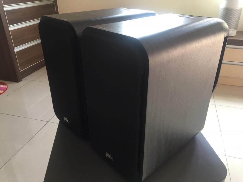 Polk Audio S20 Signature Bookshelf Speaker (used) Polk_310