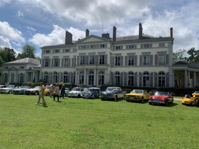 146ème Rendez-Vous de la Reine - Rambouillet, le 20 juin 2021 21828d10