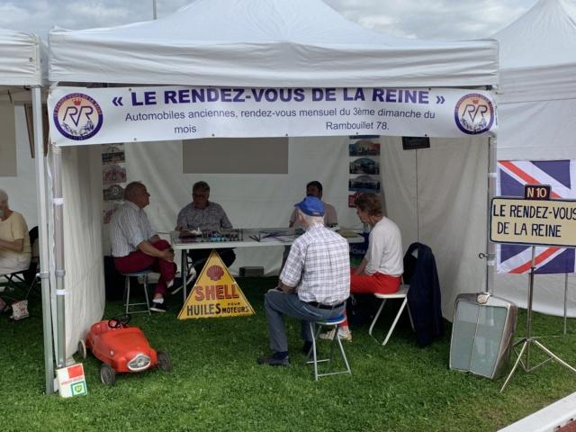 Forum des Associations à Rambouillet - 2021 Dc98b210
