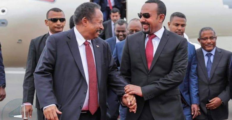 مفوضية الحدود السودانية تعرض وثائق وصورا وخرائط توضح التعديات الإثيوبية 13888310