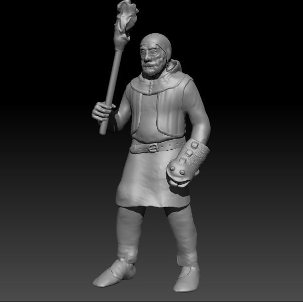 Survivers warband and others models waiting to be printed Aldean10