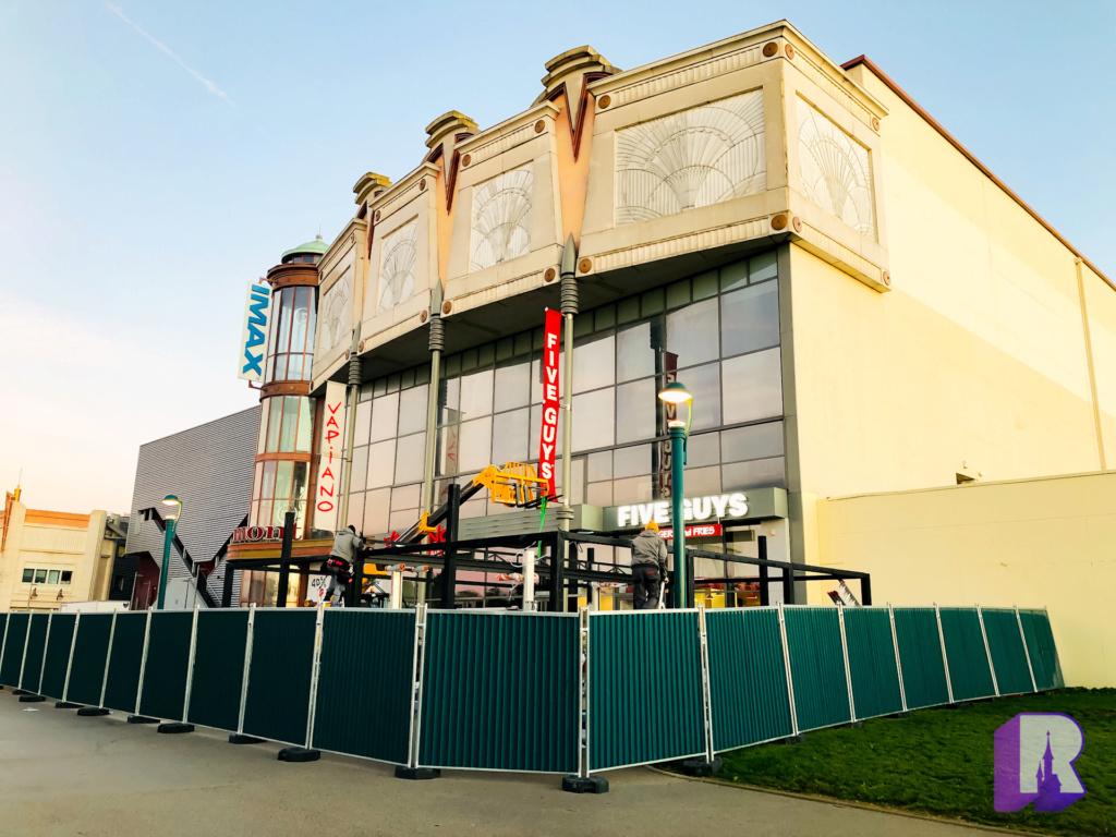 Le développement de Disney Village E0395d10