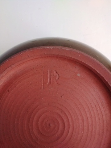 Unknown PR mark on slipware dish - new to forum  20200921