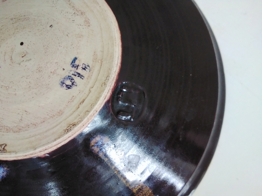 Dish with S or LN mark  20210322