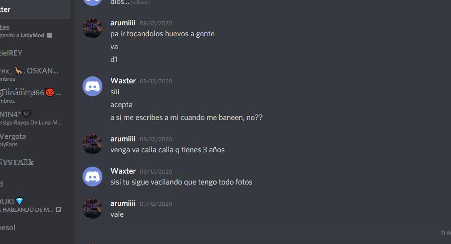 RECURIR SANCION  Waxter10