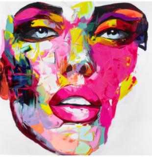 j'ai perdu goût à la peinture Femme10