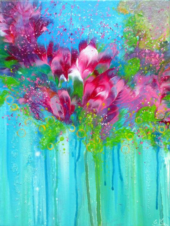 j'ai perdu goût à la peinture Fleurs10
