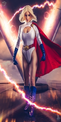 Karen Starr/Power Girl