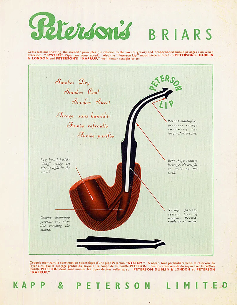 Peterson System Condenser 1955-d10