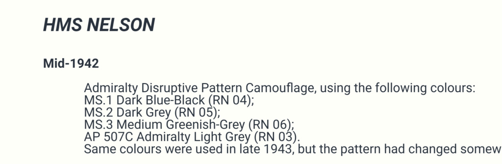 HMS Abercrombie - 1/350 -Trumpeter. Eric78 20201210