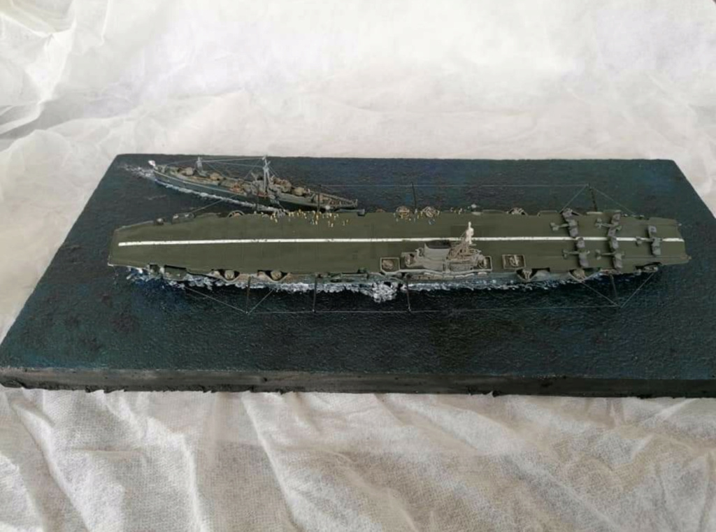 HMS Ark Royal, le naufrage 20210110