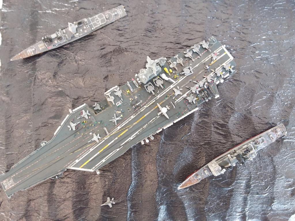 USS Nimitz 1/1200 Revell 20210114