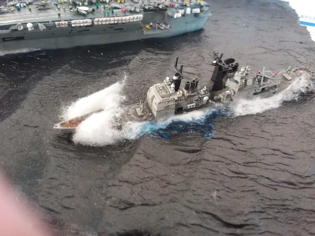 USS Nimitz 1/1200 Revell 20210115