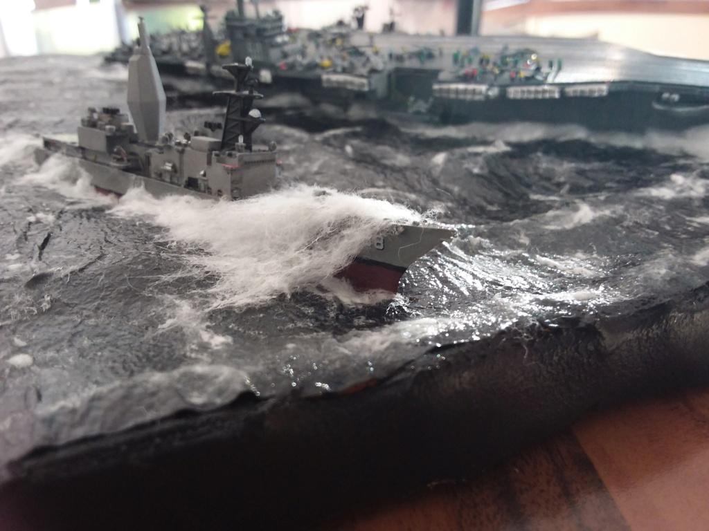 USS Nimitz 1/1200 Revell 20210118