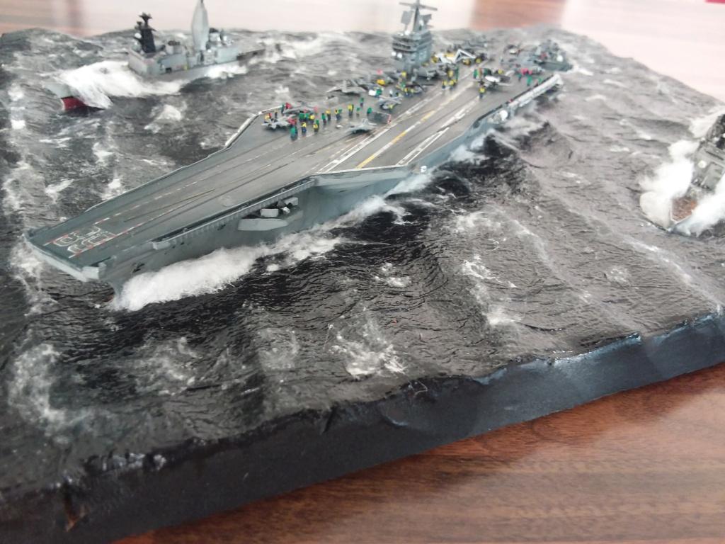 USS Nimitz 1/1200 Revell 20210120