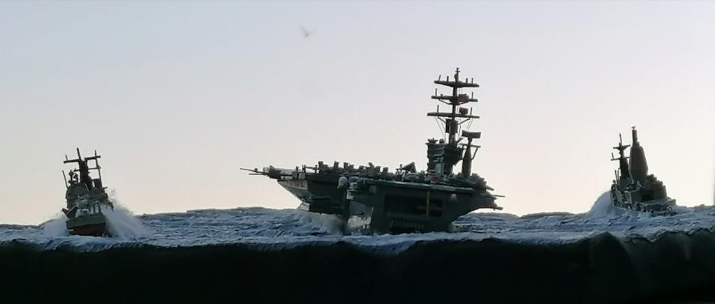 USS Nimitz 1/1200 Revell Img_2040