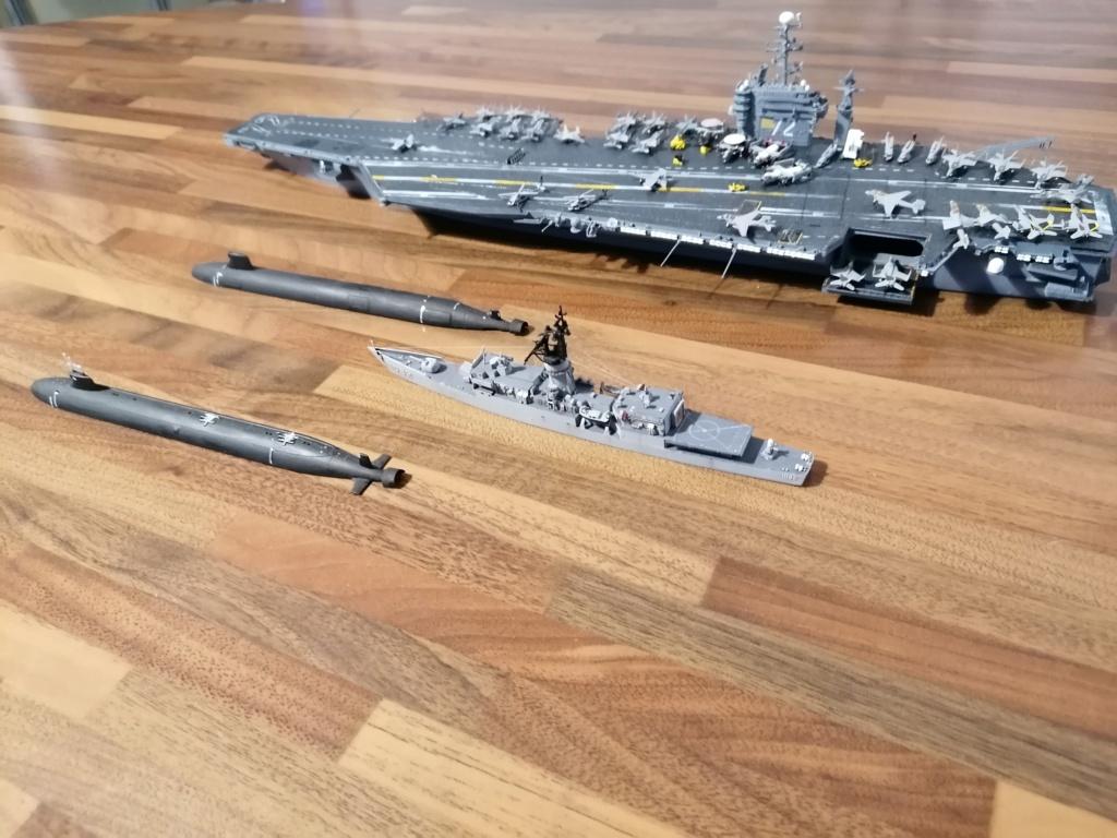 USS Nimitz 1/1200 Revell Img_2044