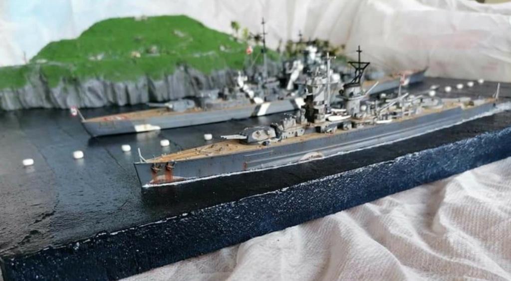Bismarck 1/700 Screen58