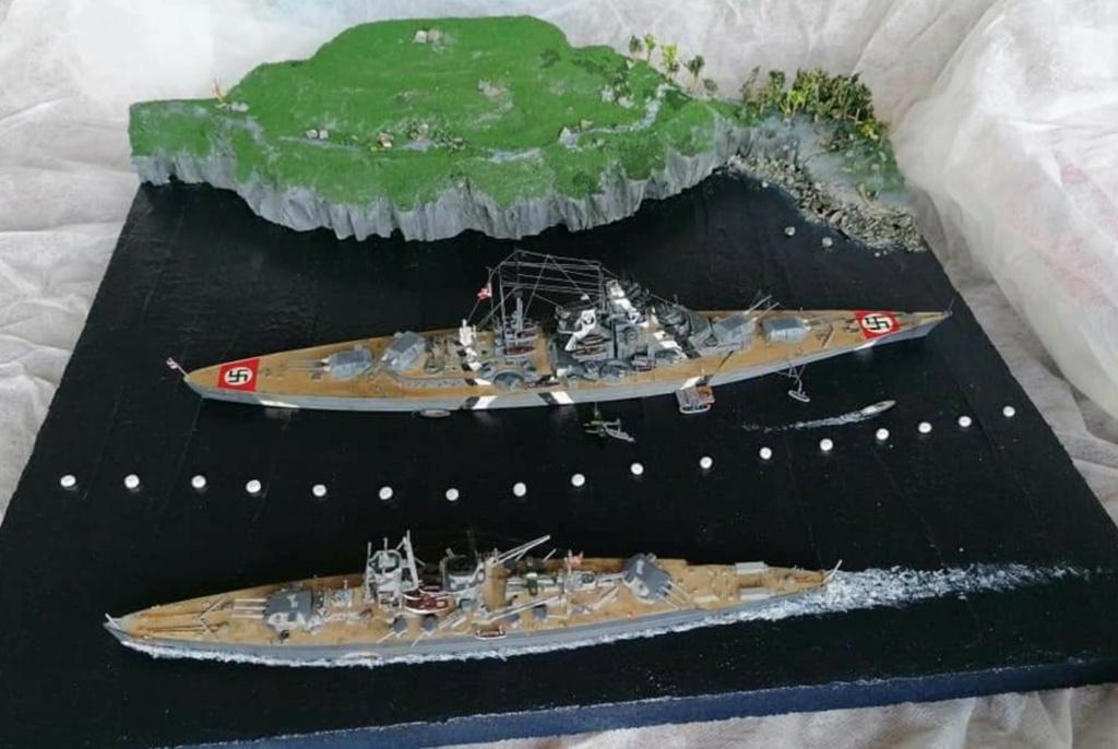 Bismarck 1/700 Screen59
