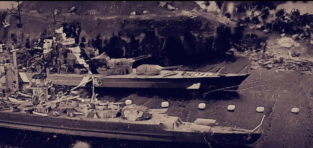 Bismarck 1/700 Screen60