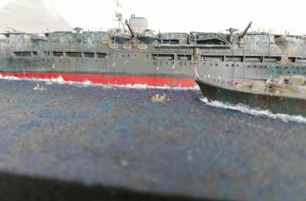 HMS Ark Royal, le naufrage Screen71