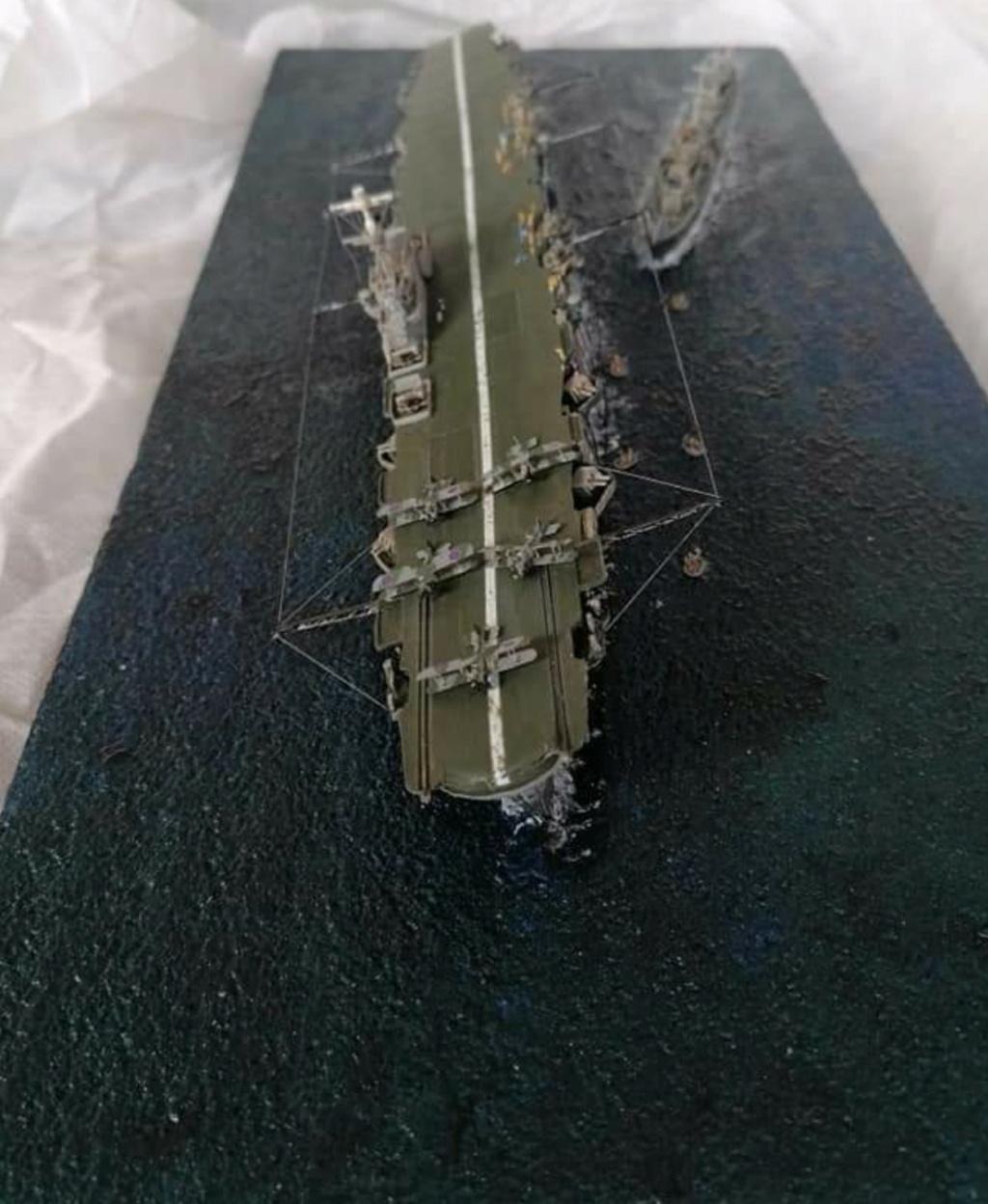HMS Ark Royal, le naufrage Screen73