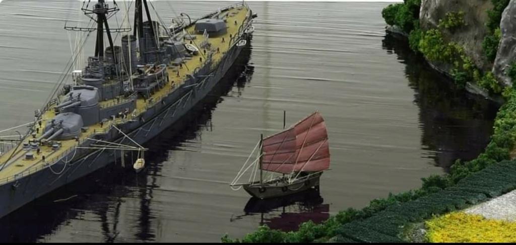A votre avis comment la mer est réalisée ? Screen89