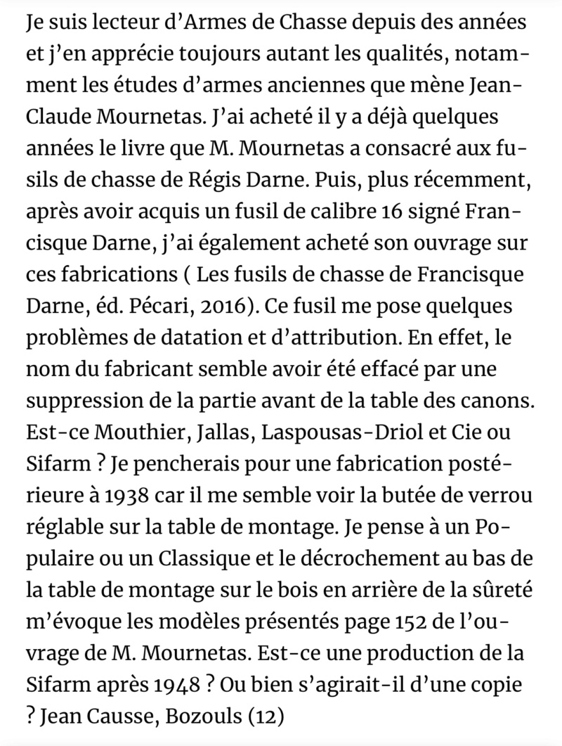 Datation juxtapose francisque Darne cal16 9f87ec10