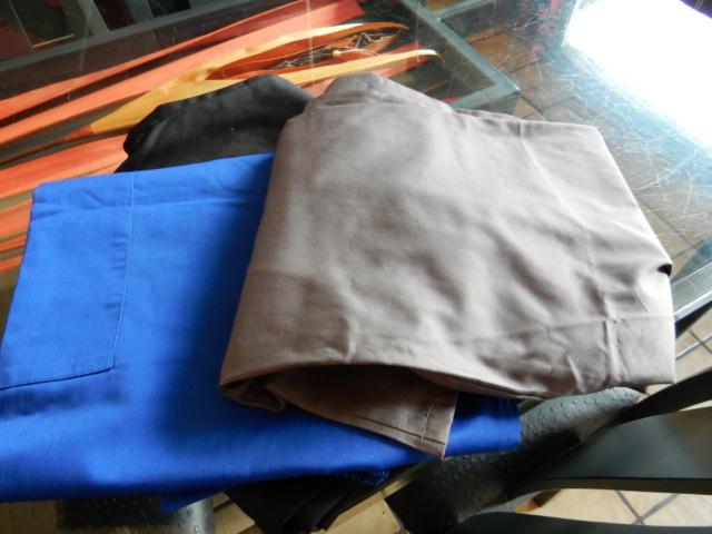 A vendre 3 pantalons cargo femme taille 46 Cargo_10