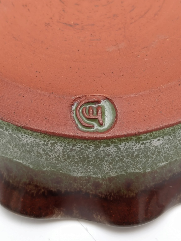 Help identify this studio pottery bowl please, CW mark  Img_2011