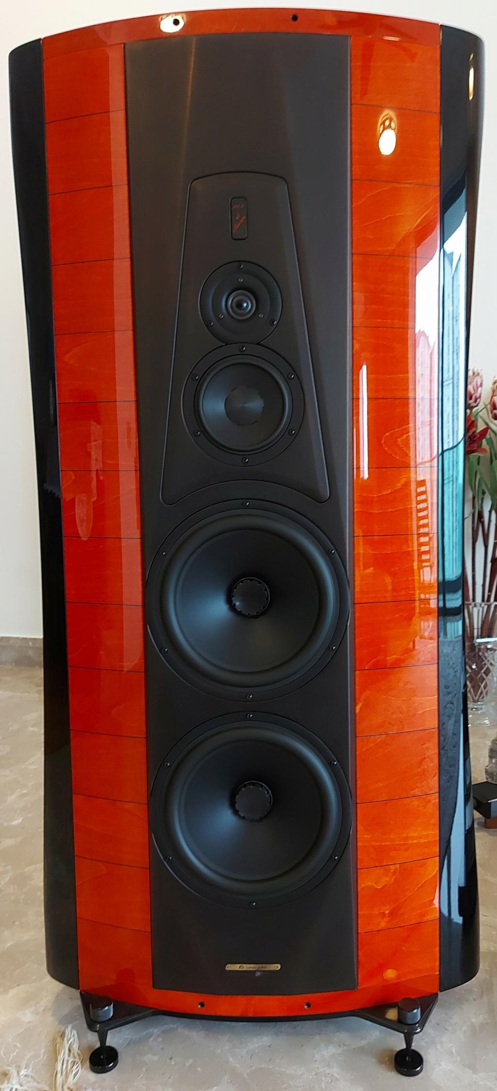 Sonus Faber Stradivari Homage Speakers (Used) 5_310