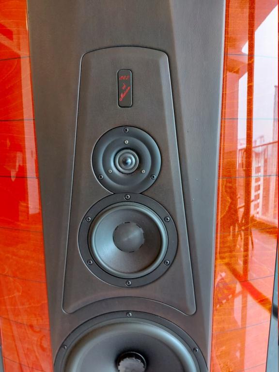 Sonus Faber Stradivari Homage Speakers (Used) 710