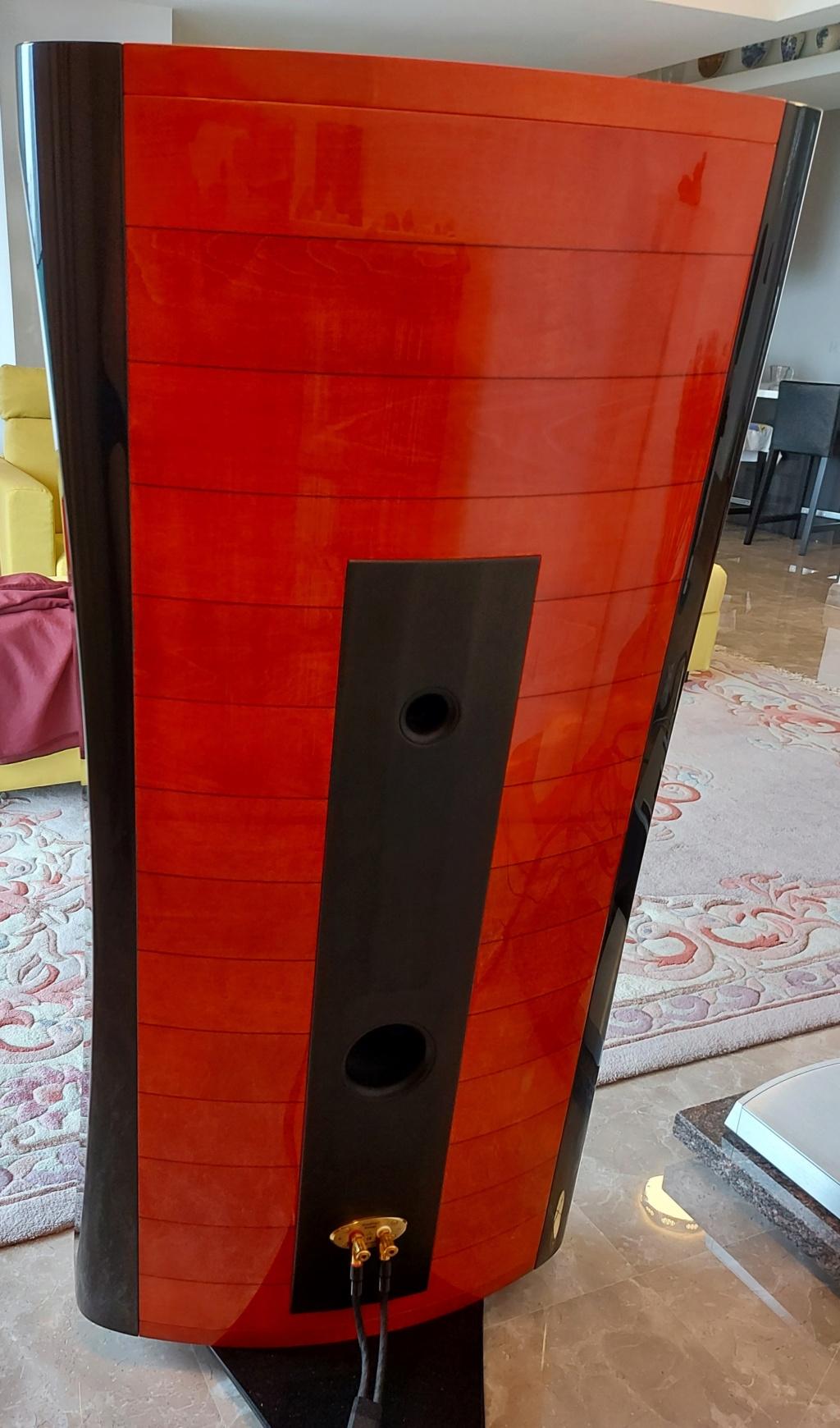 Sonus Faber Stradivari Homage Speakers (Used) A110