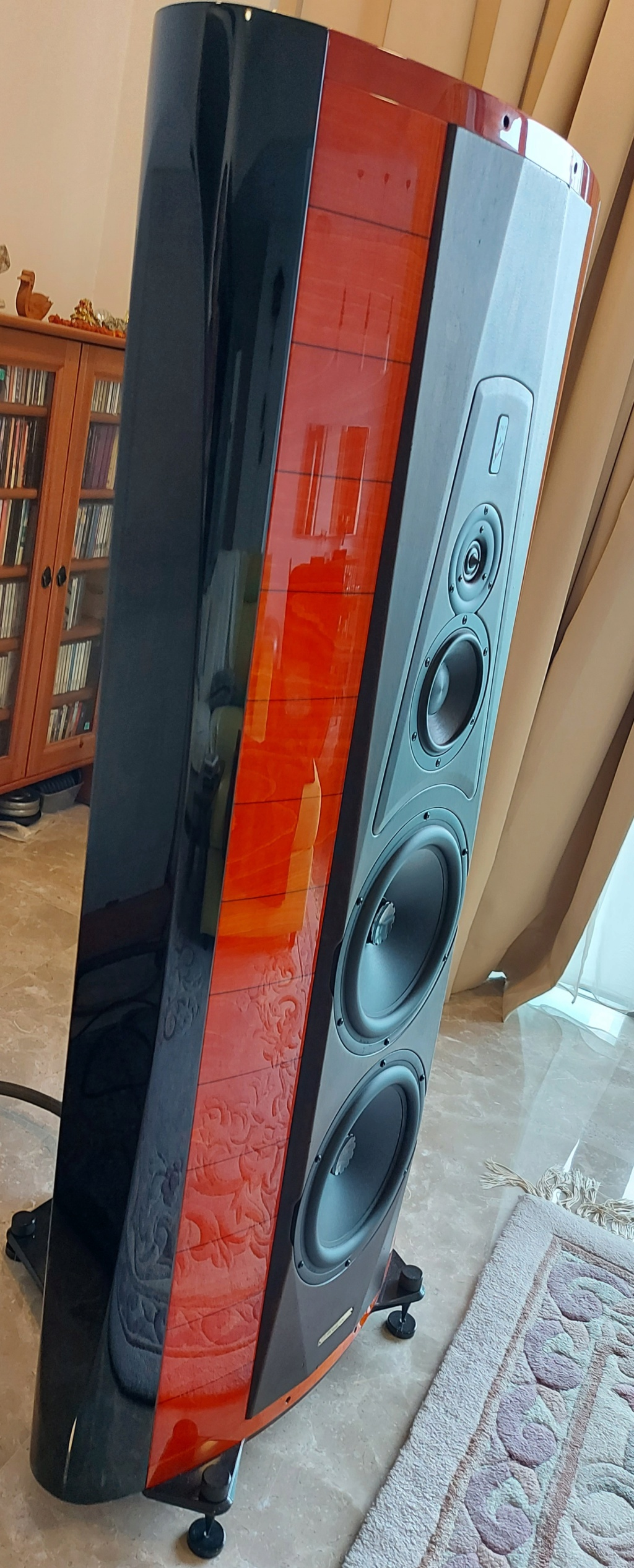 Sonus Faber Stradivari Homage Speakers (Used) A210