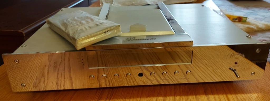 Burmester 001 CD Player Belt drive B88811