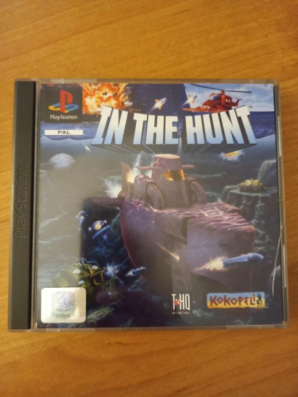 [Estim] In the hunt version PAL Playstation  110