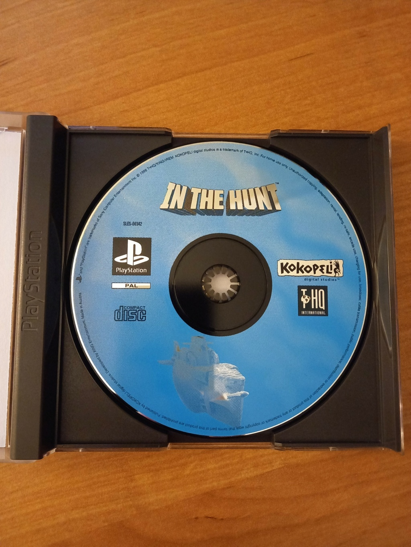 [Estim] In the hunt version PAL Playstation  310